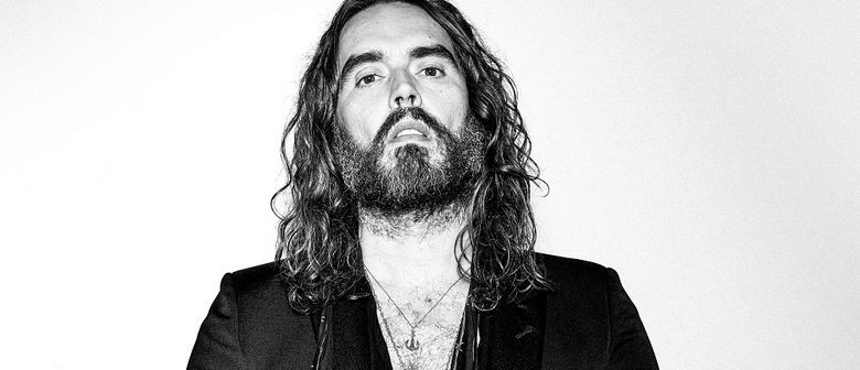 Russell Brand to hit New Zealand with 'Recovery Live' tour this March 2020