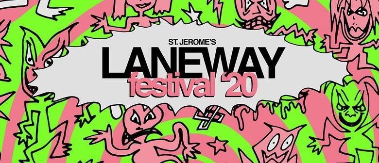 St. Jerome's Laneway Festival 2020 announces lineup changes