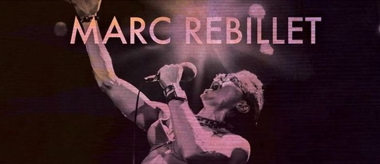 Marc Rebillet debuts in New Zealand this March