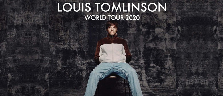 Louis Tomlinson performs one-off New Zealand concert this April