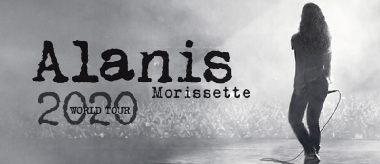 Alanis Morissette's 'Jagged Little Pill' tour lands in New Zealand this April