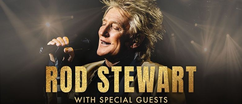 Rod Stewart to serenade New Zealand on his '50th Anniversary Tour' this November