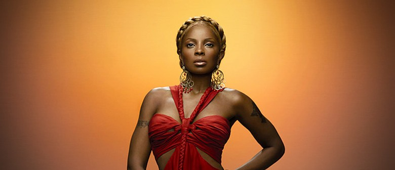 Mary J Blige New Zealand Dates and Venues Announced!