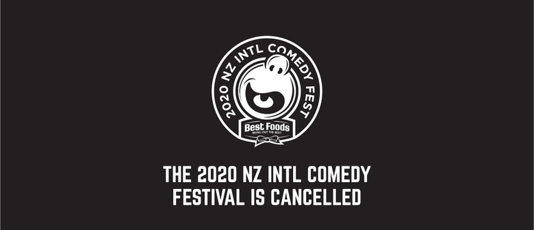 NZ International Comedy Festival calls off 2020 shows due to COVID-19 pandemic