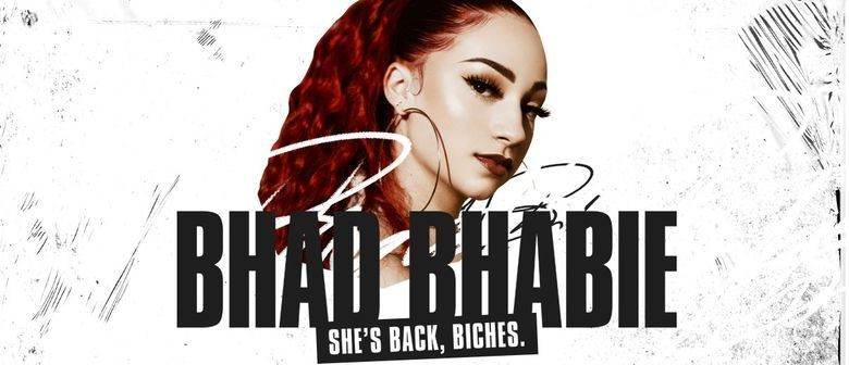 Bhad Bhabie cancels New Zealand concert due to Coronavirus