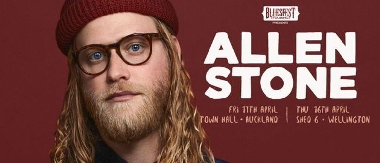 Allen Stone cancels New Zealand shows amid COVID-19 scare