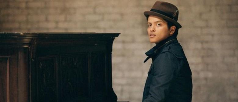 Bruno Mars Announces One New Zealand Show