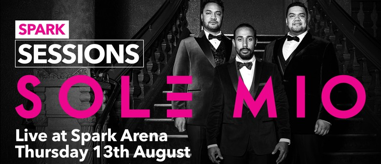 SOL3 MIO will perform their only concert for 2020 at Spark Arena next month