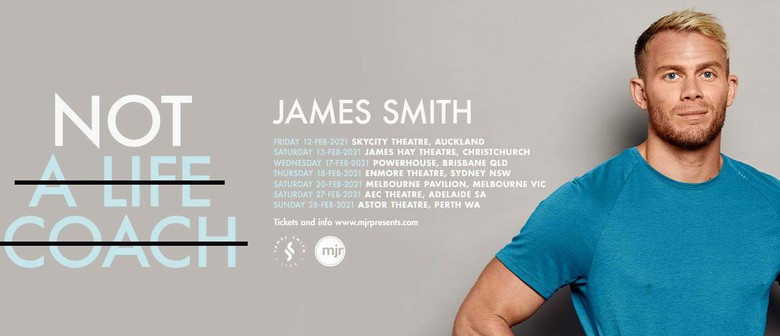 Controversial Fitness Figure James Smith Announces NZ Speaking Tour