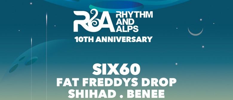 Rhythm & Alps announce new acts for 2020 festival