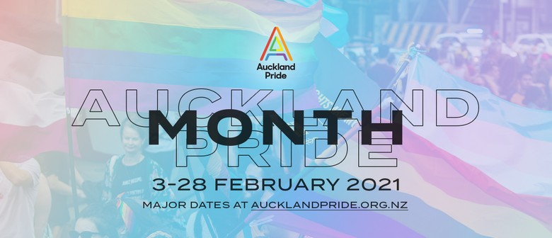 Auckland Pride extends Festival to a full month programme for 2021