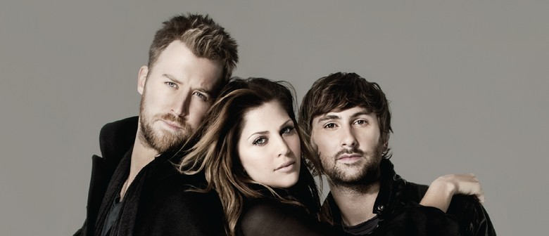 Lady Antebellum To Play One New Zealand Show