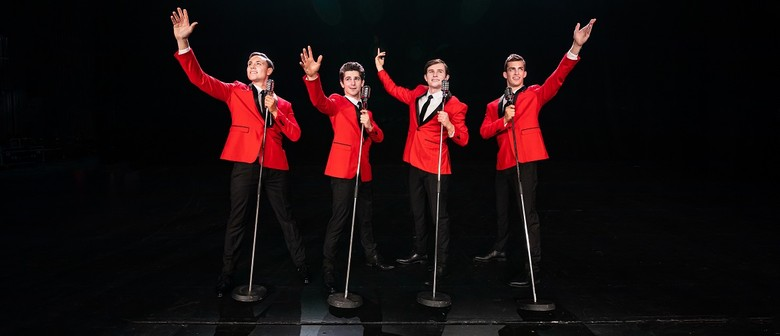Jersey Boys return to New Zealand theatres in 2021