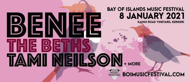 Bay of Islands Music Festival Announces Epic Line-up