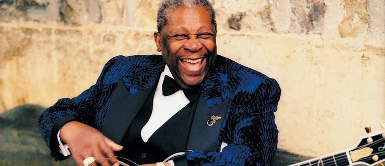BB King to Play One Special Auckland Show