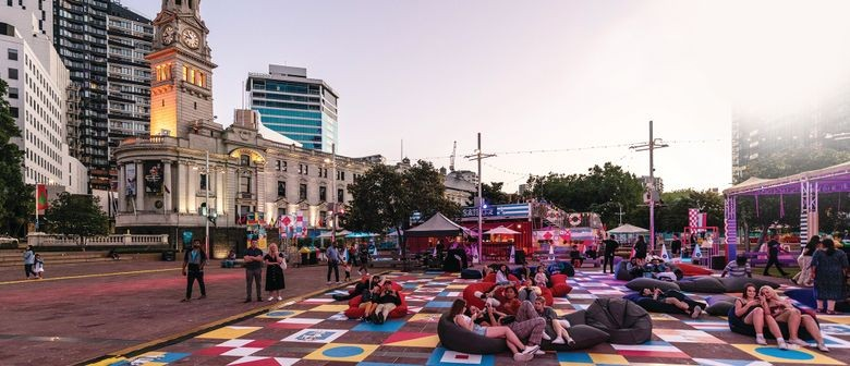Auckland Live Summer In The Square weekend of events cancelled