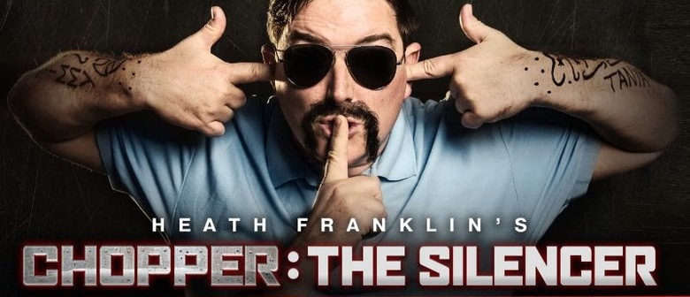 Heath Franklin's Chopper - The Silencer NZ tour rescheduled to June & July 2021