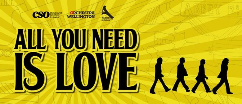 All You Need Is Love!  tours New Zealand this December