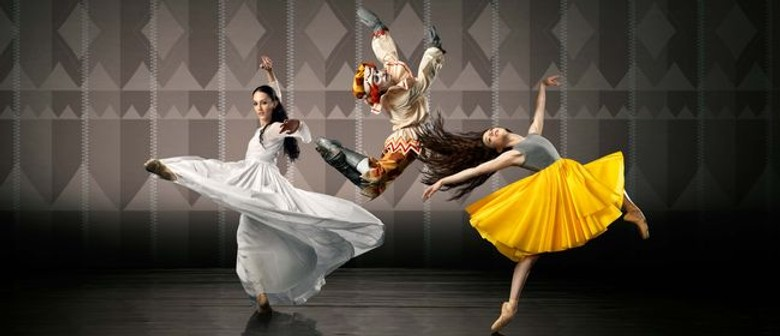 Royal New Zealand Ballet Presents Stylish Stravinsky