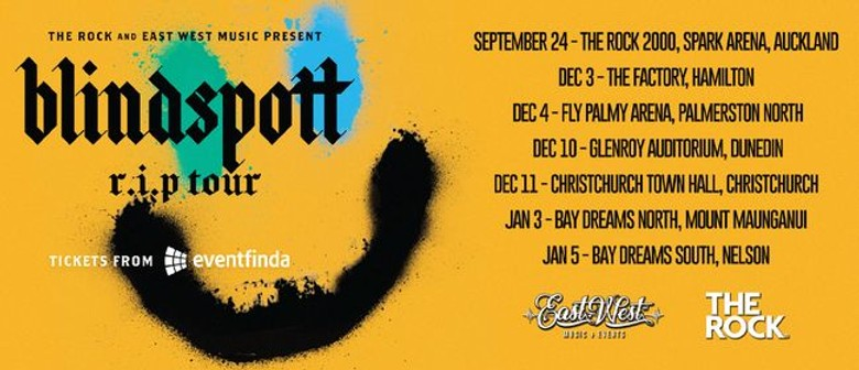 Blindspott announce new music after 15 years and nationwide tour
