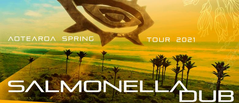 Salmonella Dub reschedule Auckland show dates