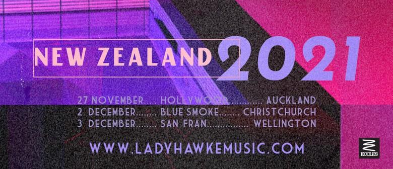 Ladyhawke TIME FLIES NZ tour dates postponed