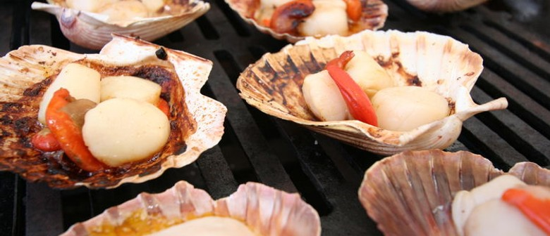 Whitianga Scallop Festival Tickets On Sale Now