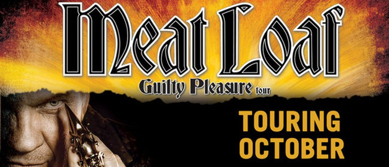 Meat Loaf's 'Guilty Pleasure' Tour Announced