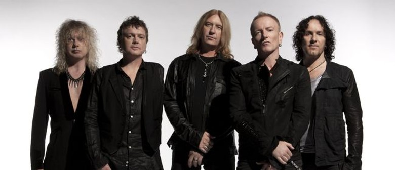 Def Leppard and Heart - One New Zealand Concert