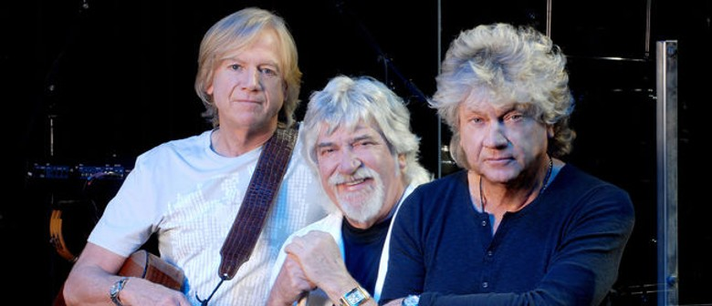 The Moody Blues - Two NZ Nights in White Satin