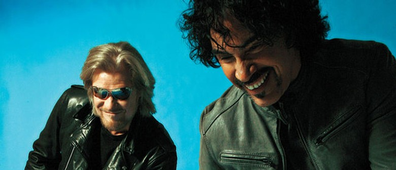 Hall & Oates - First NZ Shows in 30 Years