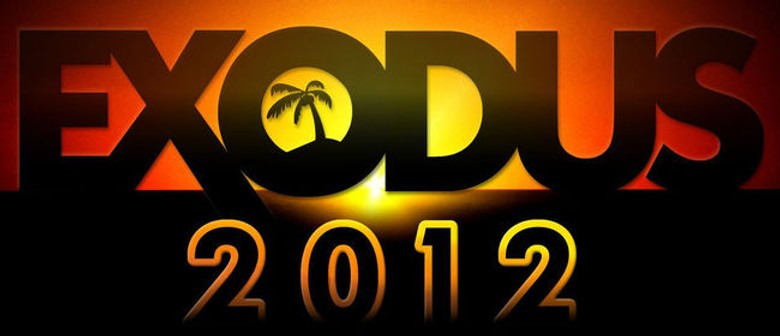 Exodus 2012 New Year's Eve Reggae Festival Announced