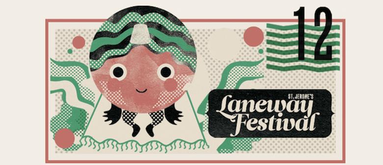 Laneway Festival Artist Announcement