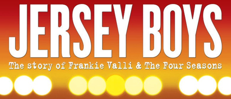Jersey Boys Breaking Ticket Sales Records