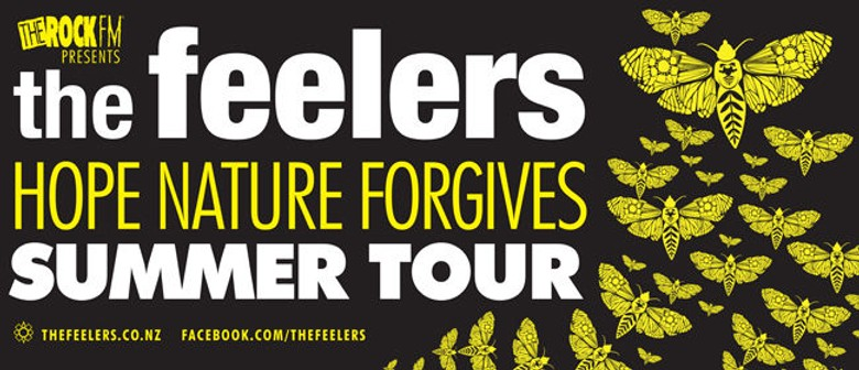 The Feelers Announce 'Hope Nature Forgives' Summer Tour