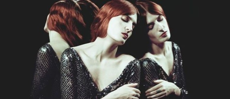 Florence + The Machine - Ceremonials Tour in New Zealand