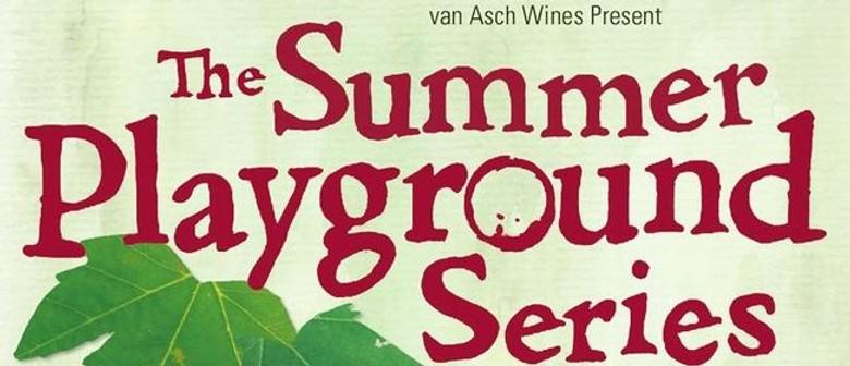 Summer Playground Series...Great Music, Great Setting