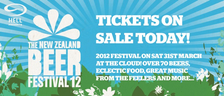 NZ Beer Festival 2012 - It's Lager Than Life