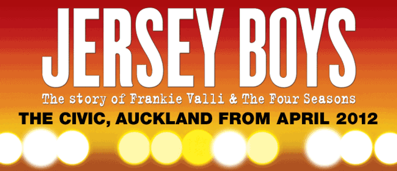 Jersey Boys New Zealand Cast Announced