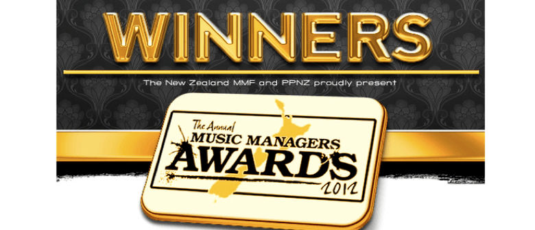 2012 Music Managers Awards Announced
