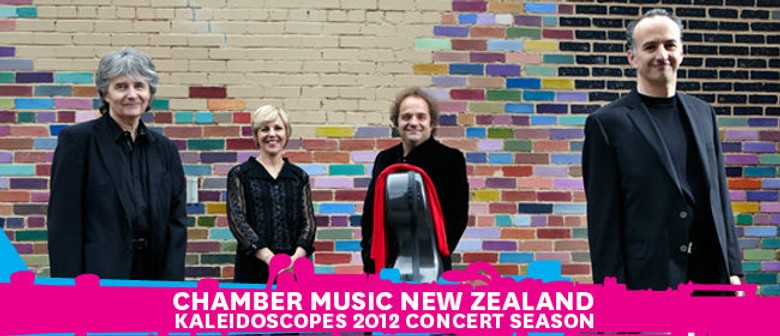 Takács Quartet returns to New Zealand