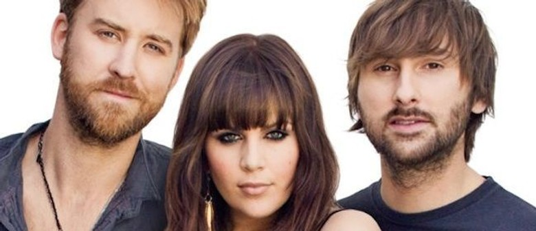 Lady Antebellum to Perform Additional Sydney Show