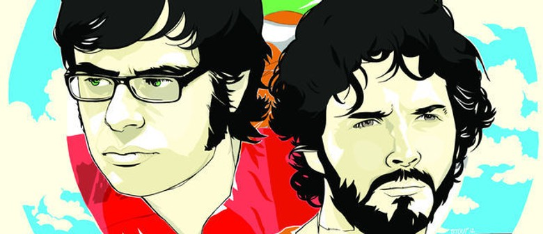 Flight Of The Conchords - Third & Final Auckland Vector Arena Show!