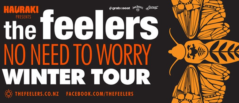 The Feelers - 'No Need To Worry' Tour