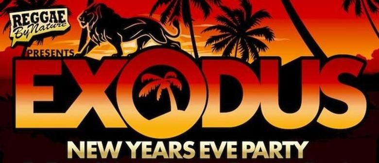 Exodus New Year's Eve - The Best of Aotearoa Reggae