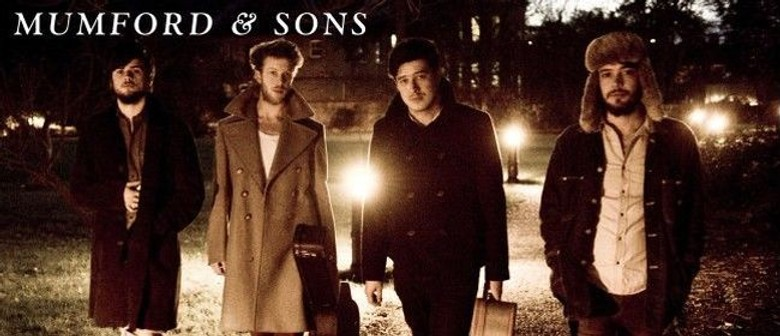 Mumford & Sons New Zealand Stopover Tour