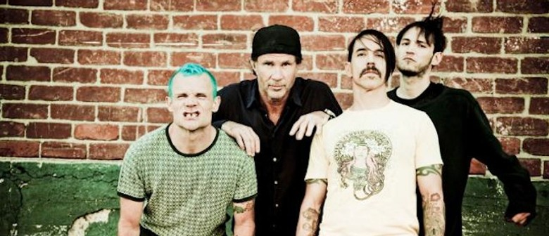 Red Hot Chili Peppers - New Zealand 2013