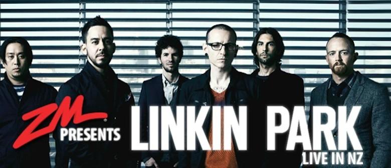 Linkin Park - New Zealand Concert Announced