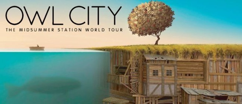 Owl City with special guest Jamie McDell