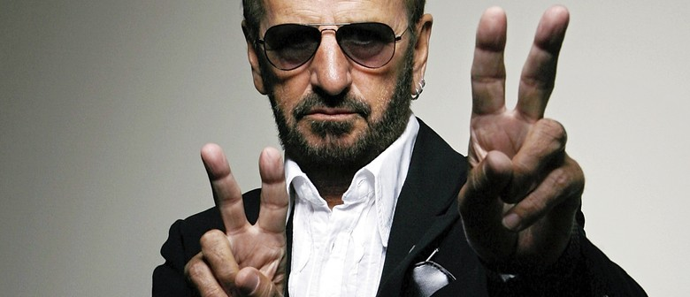 Ringo Starr Announces Two New Zealand Shows, First Since 1964